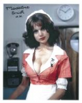 Madeline Smith (Hammer Horror) - Genuine Signed Autograph 8090